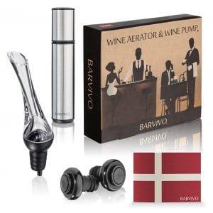 Barvivo Wine Aerator and Wine Saver Pump