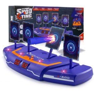 PlayFleur USB Shooting Targets for Boys & Girls