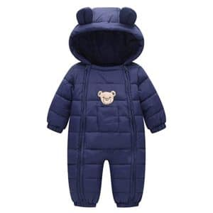 Happy Cherry Toddler Cute Baby Snowsuit