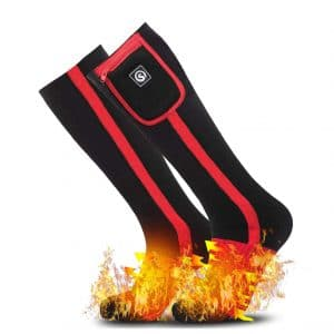 Sun Will Electric Heated Socks for both Women and Men