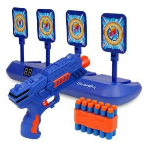 GMAOPHY Electronic Shooting Targets for Nerf Toys