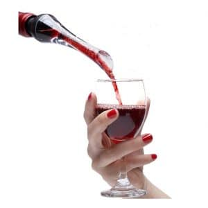 PROCK Wine Aerator Pourer Mini Travel Wine Aerator