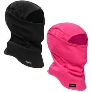KOOLSOLY Balaclava Windproof and Warm Ski Mask for Men Women