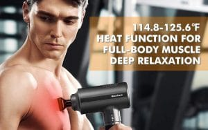 Heated Massage Gun