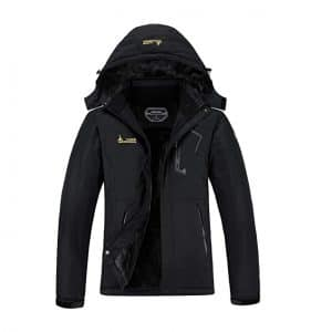 MOERDENG Waterproof Ski Jacket for Women Snowboarding Jackets