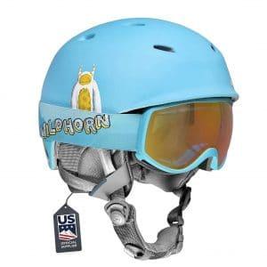 Wildhorn Spire Kids Ski Helmet