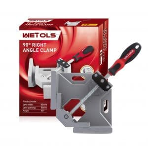 WETOLS Angle Clamp 90 Degrees Aluminum Alloy Clamps