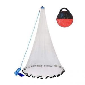 FunVZU Cast Nets for Fishing Bait