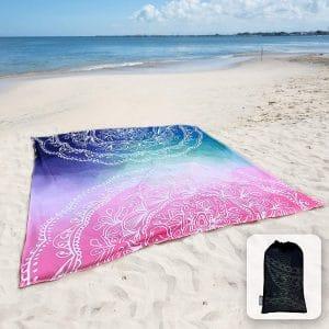 Sunlit Beach Blanket