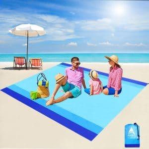 AISPARKY Beach Blanket