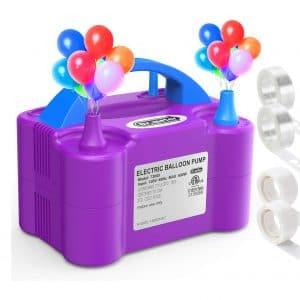 Dr. Meter Electric Balloon Pump